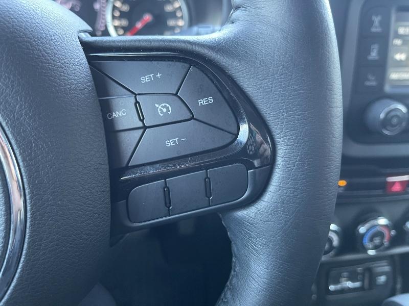 Jeep Renegade 2017 price $18,490