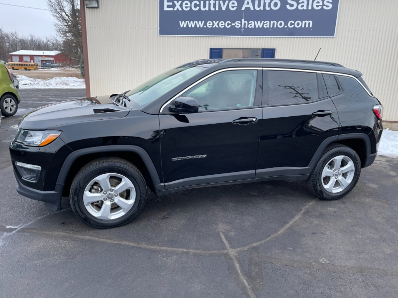 Jeep Compass 2018 price $17,990