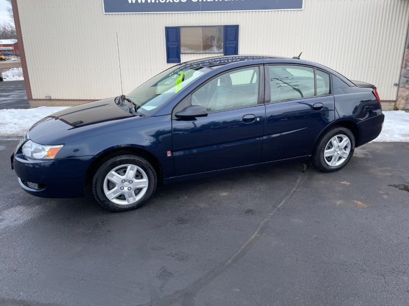 Saturn Ion 2007 price $4,990