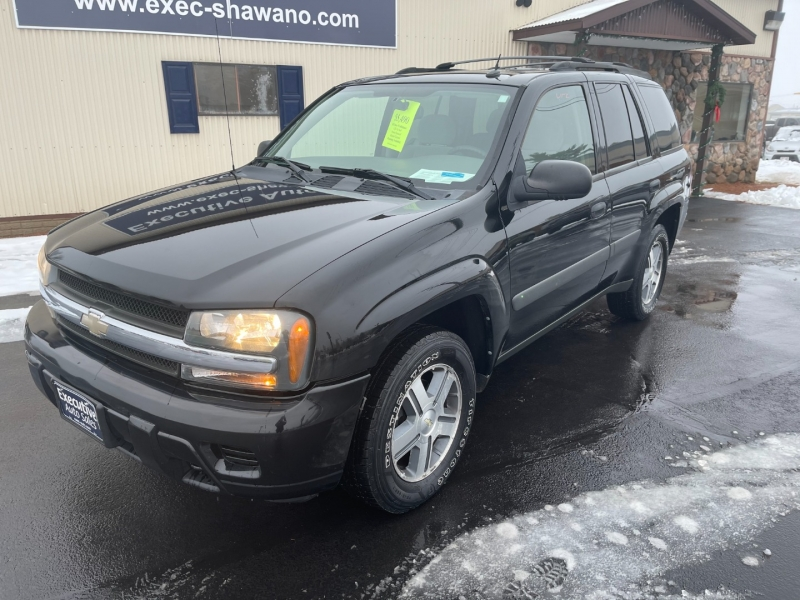 Chevrolet TrailBlazer 2005 price $5,490