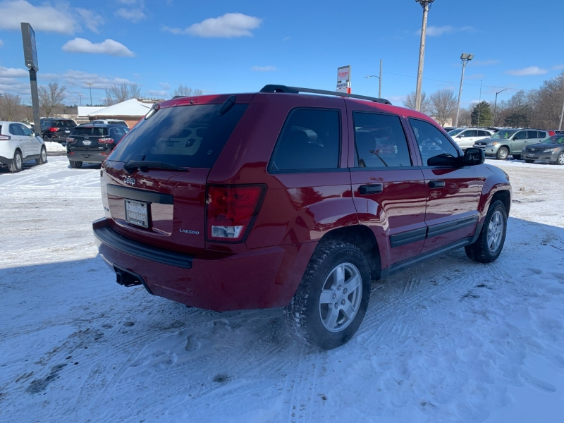 Jeep Grand Cherokee 2005 price $6,490