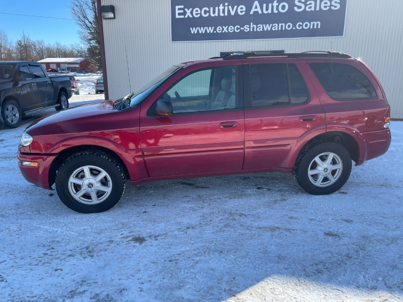 Oldsmobile Bravada 2003 price $6,990