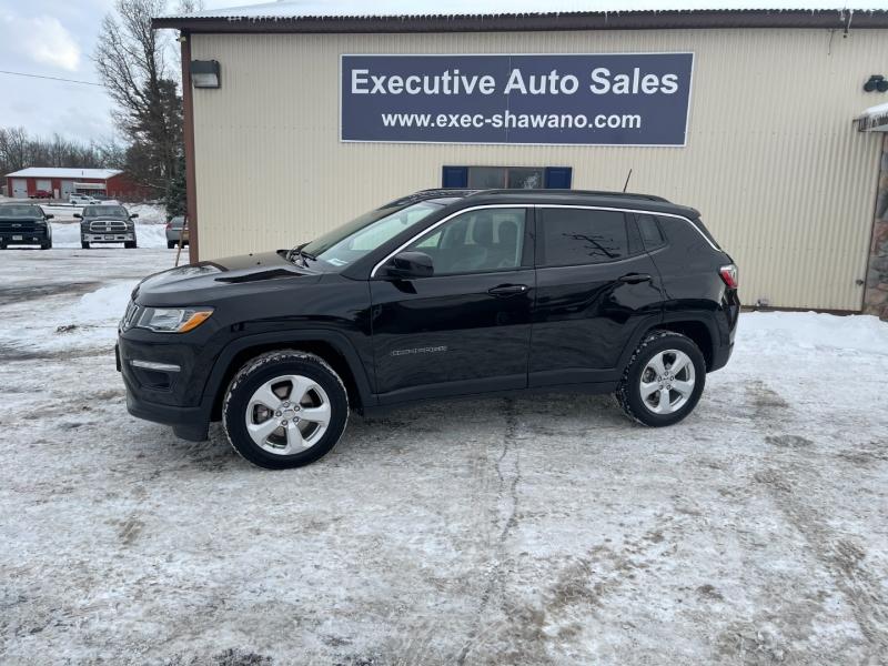 Jeep Compass 2018 price $18,990