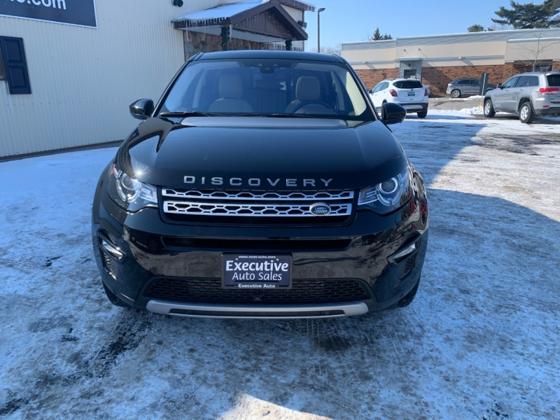 Land Rover Discovery Sport 2017 price $32,799