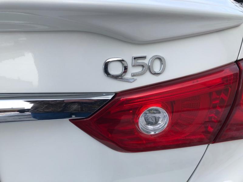 Infiniti Q50 2014 price $14,990