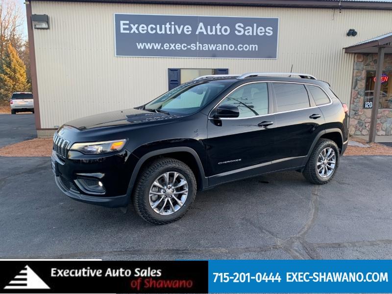 Jeep Cherokee 2019 price $22,990
