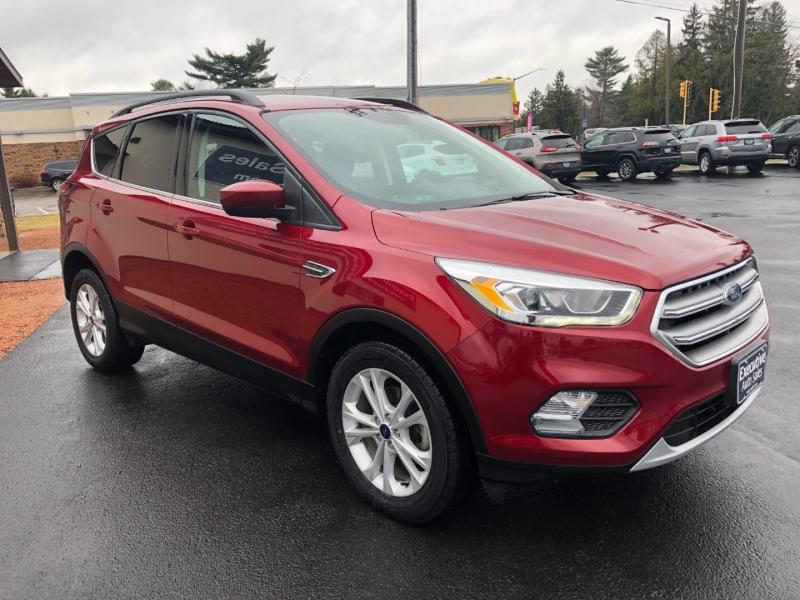 Ford Escape 2017 price $14,990