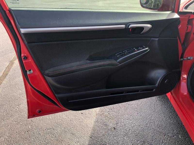 Honda Civic Si 2007 price $8,990