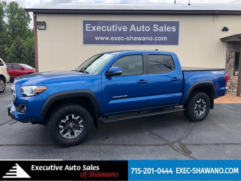 Toyota Tacoma 2017 price $36,990
