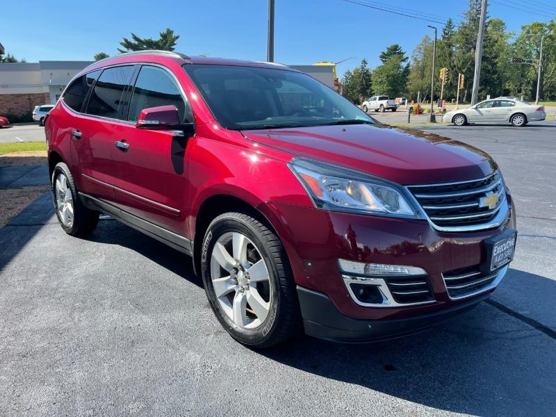 Chevrolet Traverse 2015 price $14,990