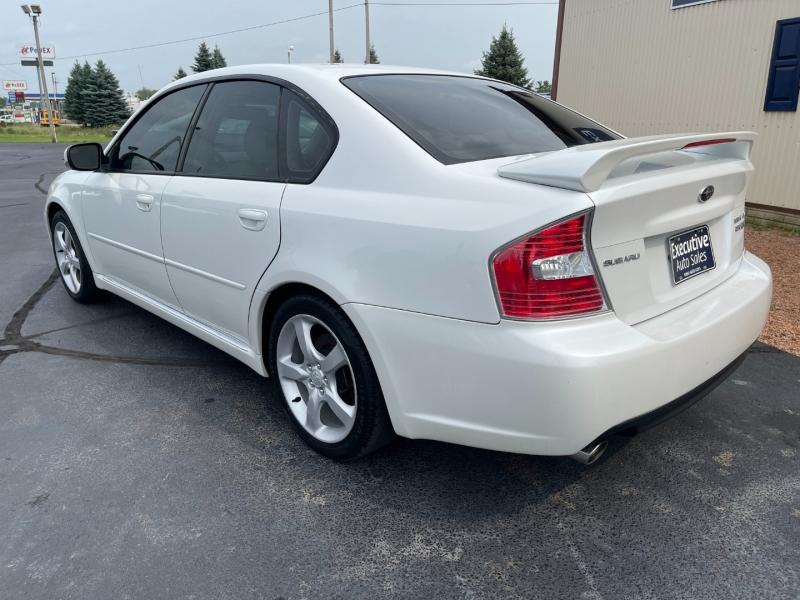 Subaru Legacy Sedan 2006 price $8,990