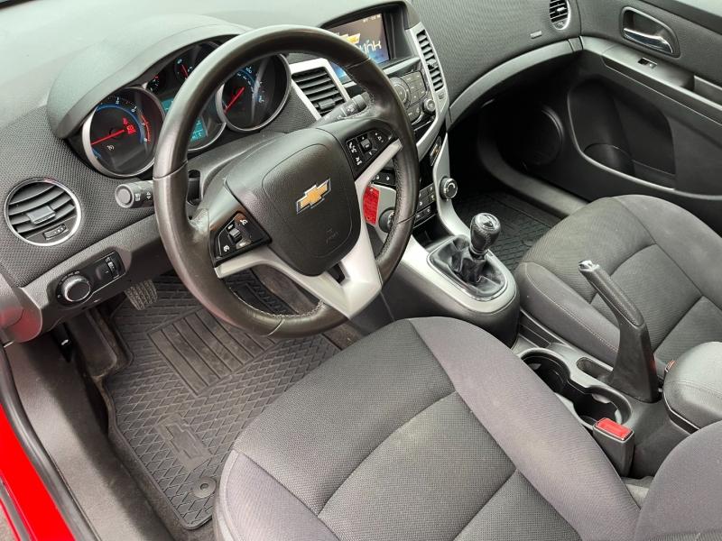 Chevrolet Cruze 2014 price $10,990