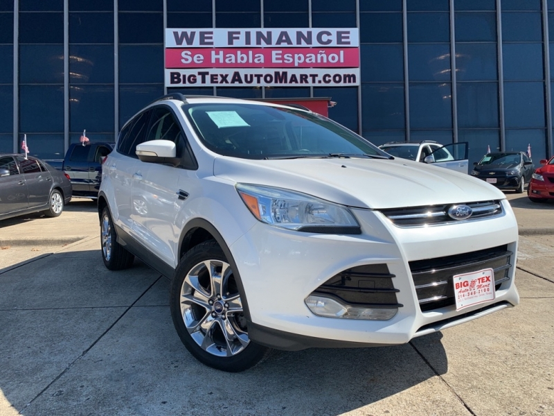 FORD ESCAPE 2013 price $13,900