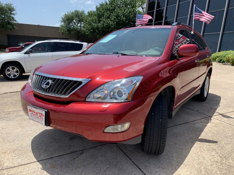 LEXUS RX 2009 price $13,900