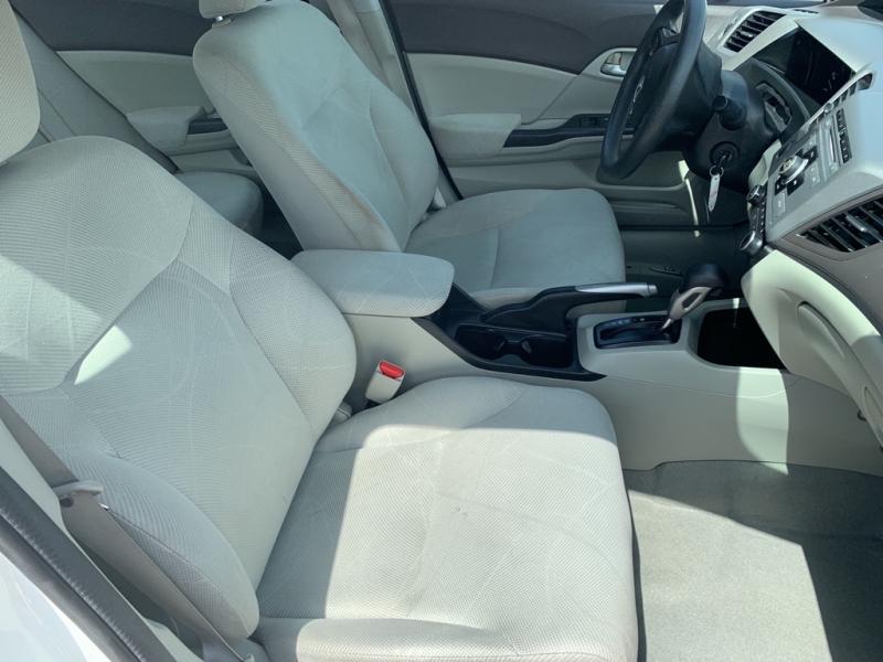 HONDA CIVIC 2012 price $12,900