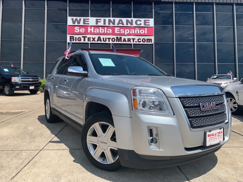 GMC TERRAIN 2011 price $12,900