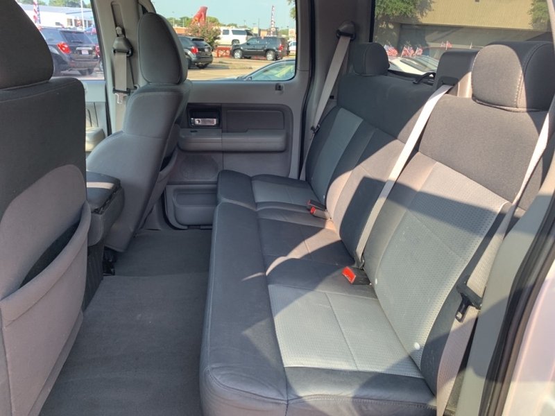 FORD F150 2007 price $13,900