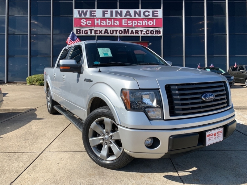 FORD F150 2012 price $21,900