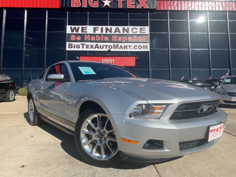 FORD MUSTANG 2010 price $14,900