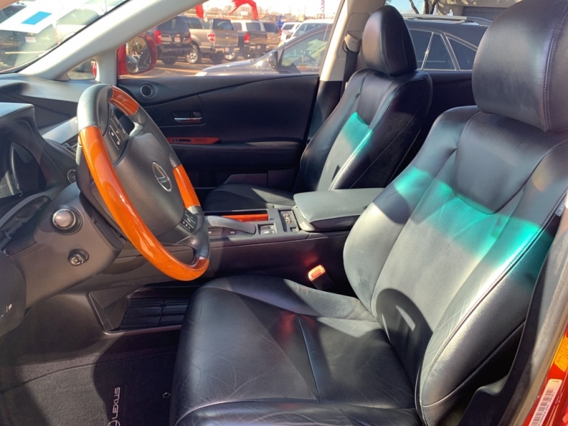 LEXUS RX 2010 price $16,900