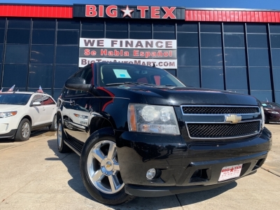 Used Chevrolet Tahoe Dallas Tx