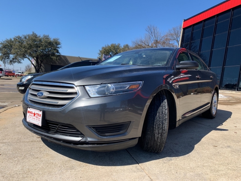 FORD TAURUS 2015 price $13,900