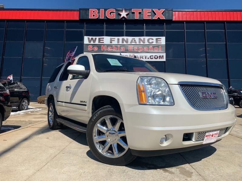 GMC YUKON 2013 price $20,900