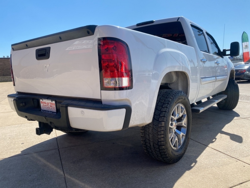 GMC SIERRA 2010 price $21,900