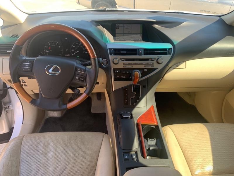 LEXUS RX 2010 price $19,900