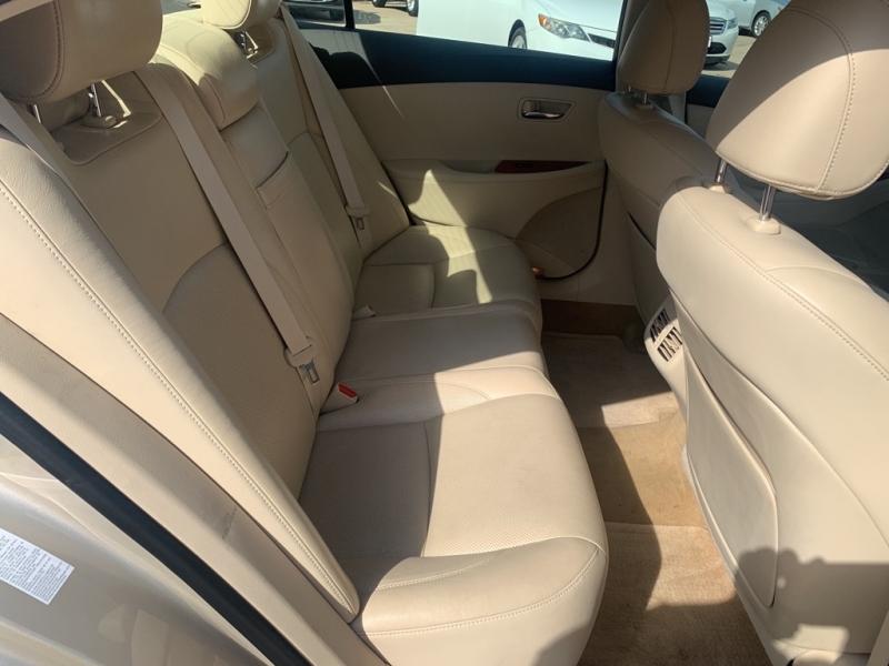 LEXUS ES 2012 price $16,900