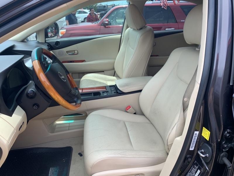 LEXUS RX 2010 price $17,900