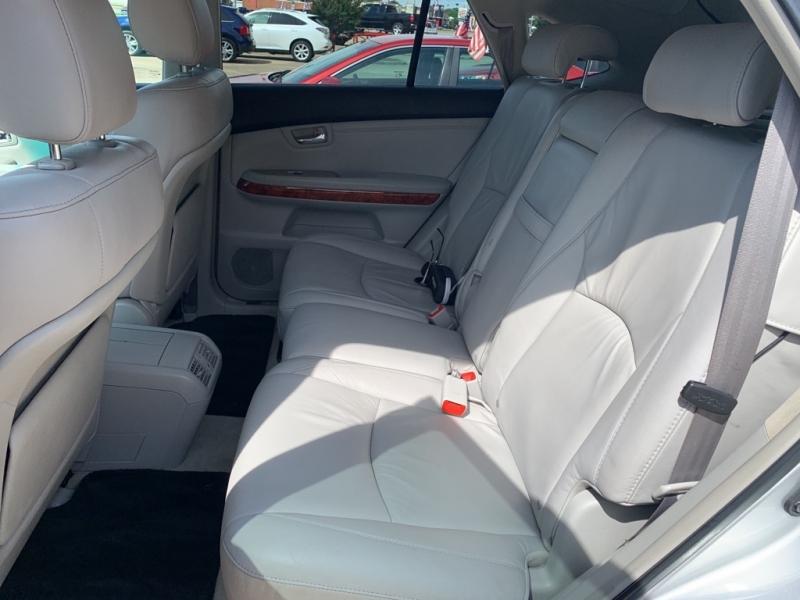 LEXUS RX 2009 price $16,900