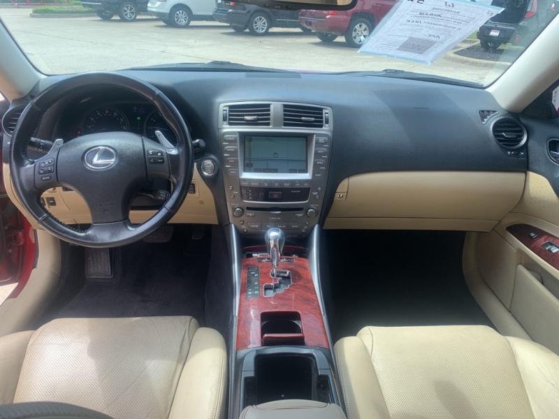 LEXUS IS 2008 price $13,900