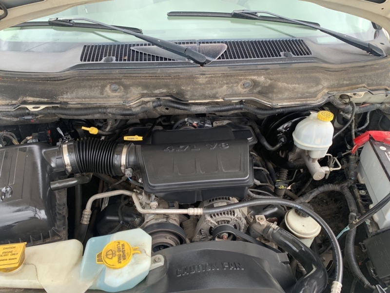 DODGE RAM 1500 2008 price $15,900