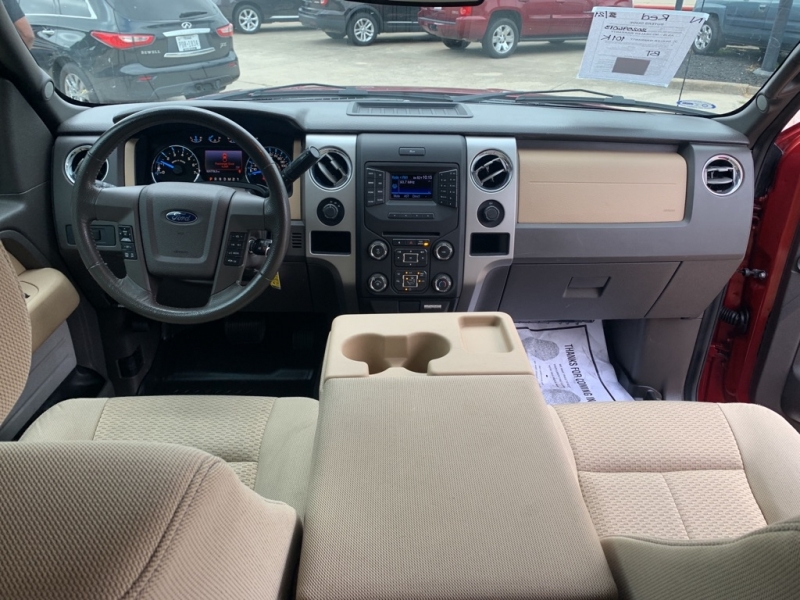 FORD F150 2013 price $25,900