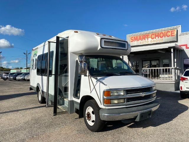Chevrolet Express 2002 price $4,000