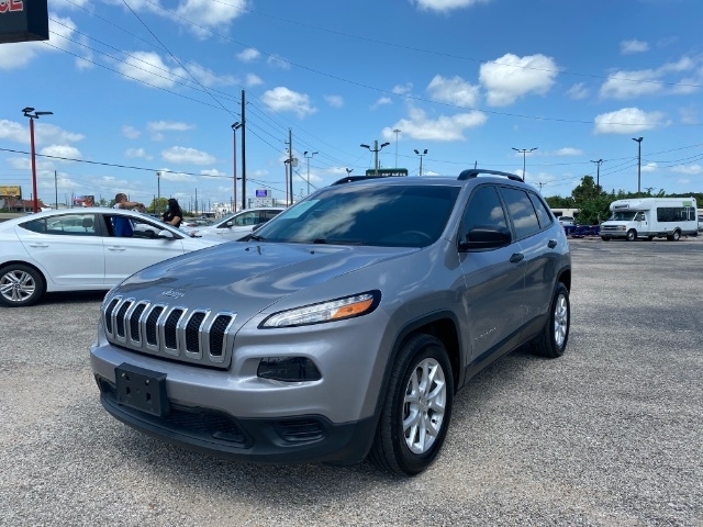 Jeep Cherokee 2016 price $4,000