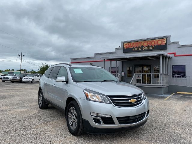 Chevrolet Traverse 2017 price $5,500