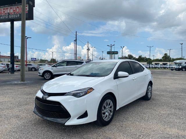 Toyota Corolla 2017 price $1,500