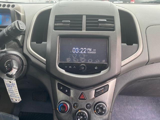 Chevrolet Sonic 2014 price $2,000
