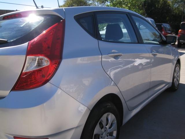 Hyundai Accent 2015 price $6,995 Cash