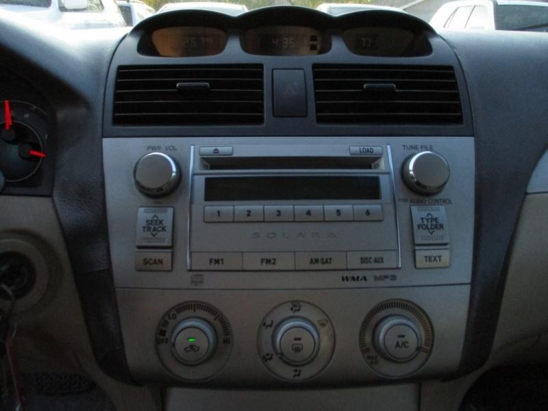 Toyota Camry Solara 2008 price $5,995 Cash