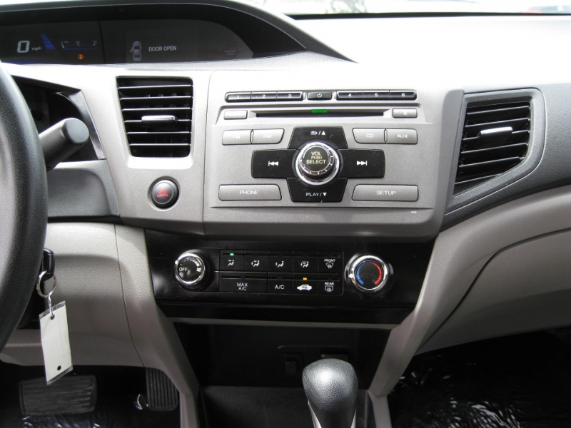 Honda Civic Coupe 2012 price $7,995 Cash