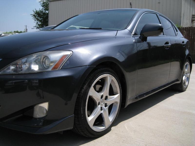 Lexus IS 250 2007 price $7,995 Cash