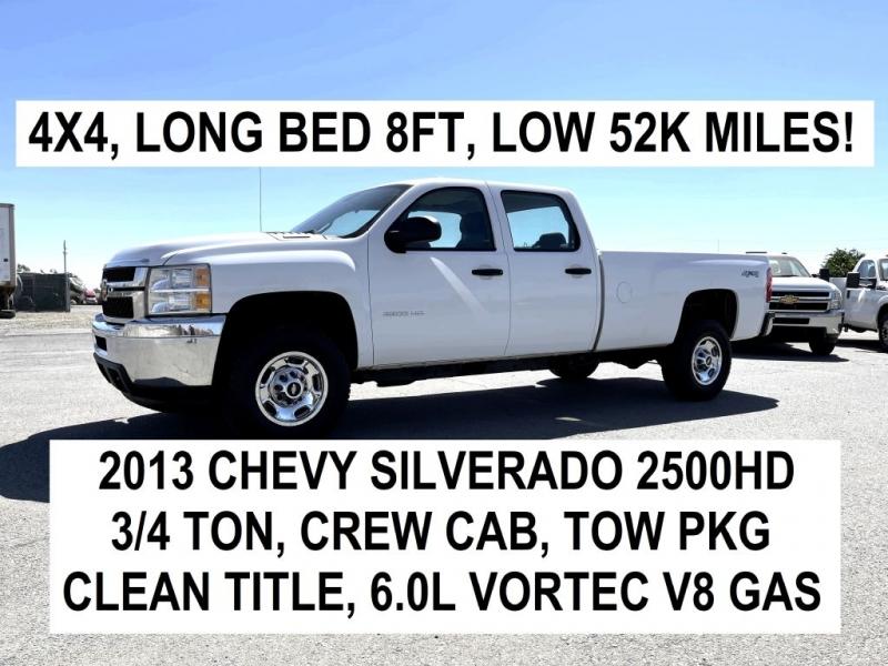 CHEVROLET SILVERADO 2500 2013 price $35,990