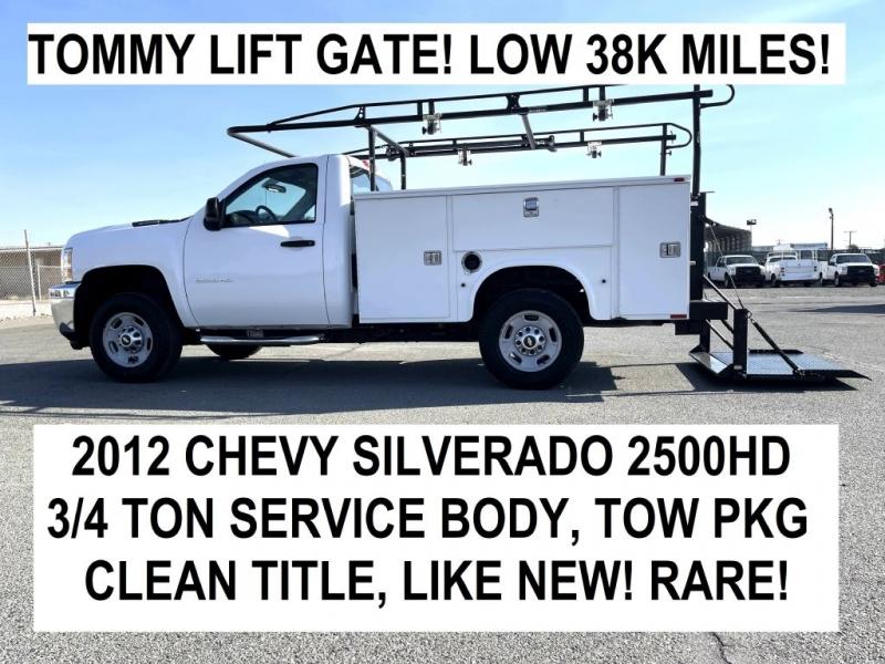 CHEVROLET SILVERADO 2500 2012 price $36,990