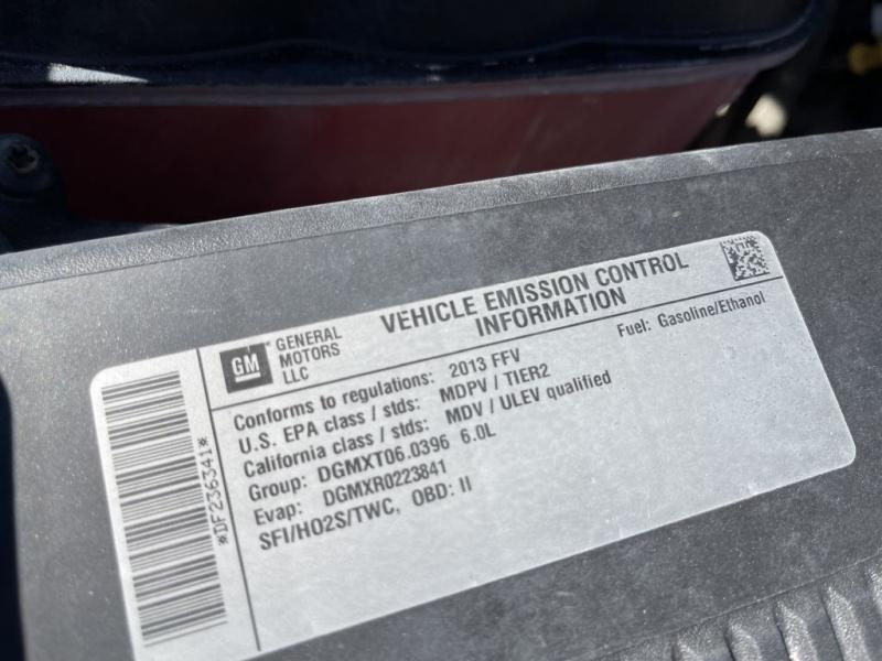 CHEVROLET SILVERADO 2500 2013 price $34,990
