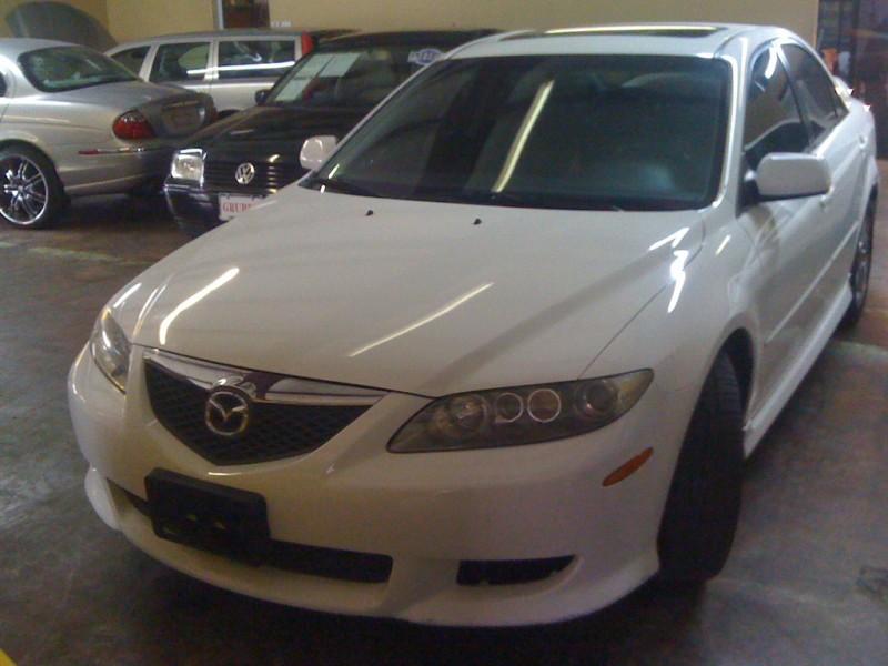 Mazda Mazda6 2003 price $4,900