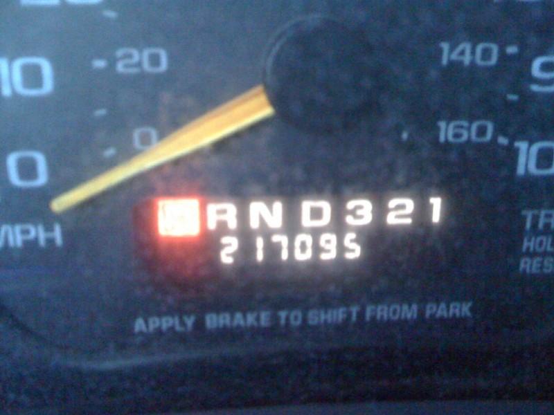 Chevrolet Sportvan/Van 1997 price $2,900