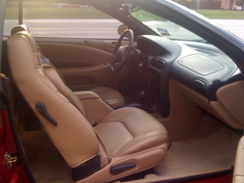 Chrysler Sebring 1997 price $3,500